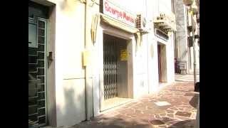 Isernia. Corso Garibaldi: la fine silente dell'economia