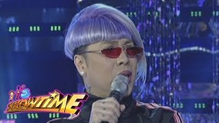 It's Showtime Miss Q & A: Vice and Anne argue about cooking rice