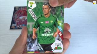 UNBOXING: Ligas Europeas #3 Stickers + Adrenalyn Liga de Portugal y de Polonia