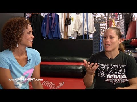 All You Need To Know About Ronda Rouseys First UFC Opponent Liz Carmouche