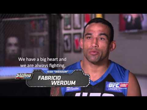 The Ultimate Fighter Latin America Coach Fabricio Werdum