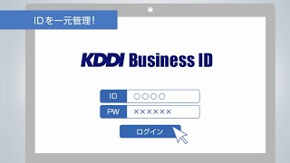 KDDI Business ID サービス紹介