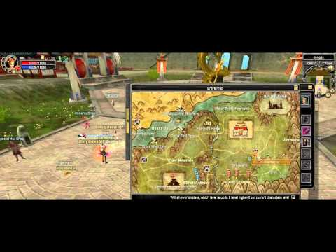 Silkroad Online Glory Game # 120 Cap PvP Server