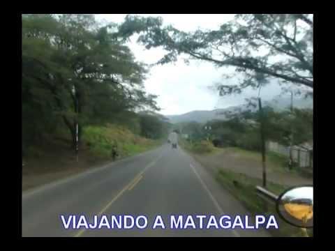 MATAGALPA RECORRIDO POR LA CIUDAD .wmv