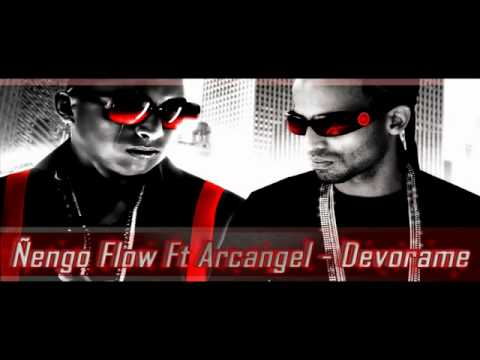ArcanGel Ft. Ñengo Flow - Devorame (Original)