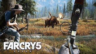 FAR CRY 5 FREE ROAM GAMEPLAY Far Cry 5