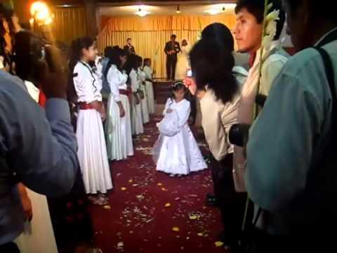 Iglesia Pentecostal Unida del Peru - Las Flores - Matrimonio Raúl y Esperanza