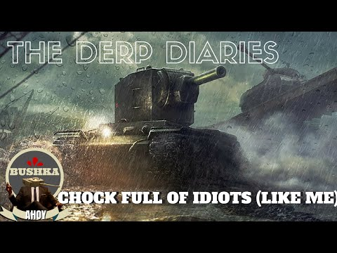 THE DERP DIARIES RIDE AGAIN   World of Tanks Blitz Fails