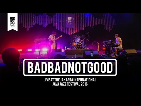 BADBADNOTGOOD Live at Java Jazz Festival 2016