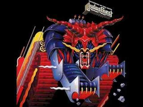 Judas Priest - Eat Me Alive