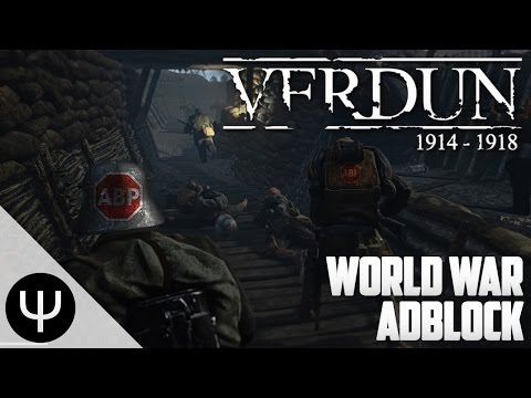 Verdun — World War Adblock!