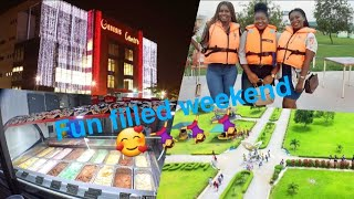A FREE WEEKEND IN MY LIFE | JULIET LIVING IN PORT HARCOURT |  #1 VLOG