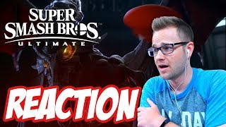 Super Smash Bros. Ultimate [E3 2018 Nintendo Direct Reaction]