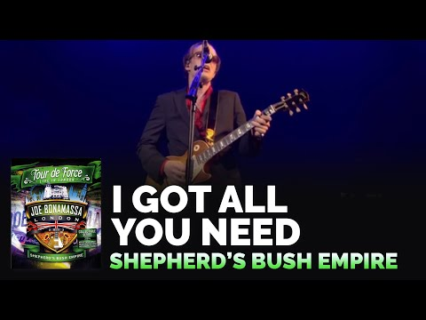 Joe Bonamassa - I Got All That You Need