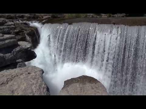 Черногория.  Водопад НИАГАРА