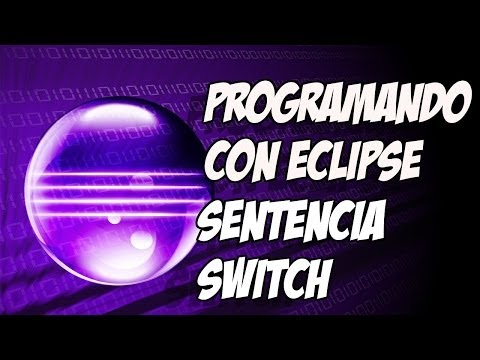 Programación Java. Sentencia switch