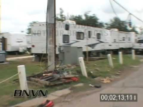 5/6/2006 New Orleans, LA - NOLA 9 Months After Katrina Part 10 - FEMA Trailers B-Roll