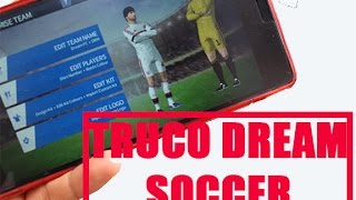 INCREIBLE TRUCO PARA DREAM LEAGUE SOCCER 2016// FUNCIONA!!