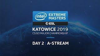 LIVE: ENCE vs. Winstrike- IEM Katowice 2019 Challengers Stage - Day 3 A-Stream