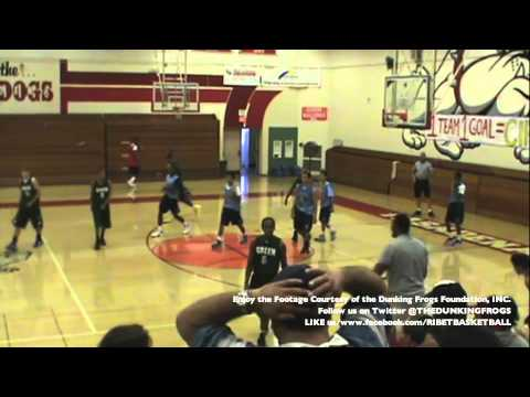 Ribet Academy Highlights vs. LA Marshall10/8/11 Rancho Verde 10/9/11