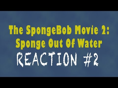 Spongebob Movie 2 Reaction #2: Trailer #1 video