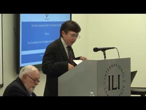 "11 7 2013  Part 1 - Panel - ""Can Counterterrorism Strategies and Democracy Co-Exist?"""