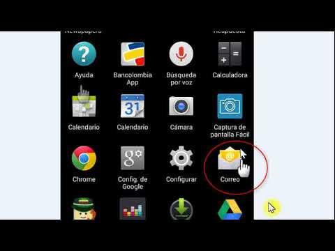 Configurar correo corporativo en Celular Android