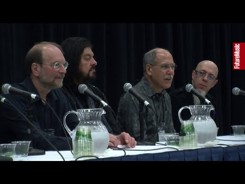 NAMM 2013: Panel discussion: Past, present and future of MIDI