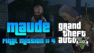 "GTA 5 - Maude Bail Jumper Final Mission #4 ""Curtis Weaver"" Location (Dignity Village)"