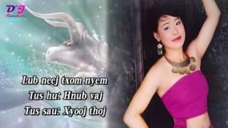Hnub Vaj -  Lub Neej Txom Nyem [Official Audio]   2017