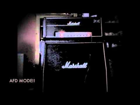 AFD100 Marshall Slash signature head!