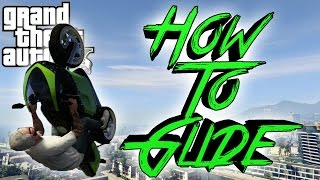 GTA V Stunt Tutorial | Ep.2 How to Glide!