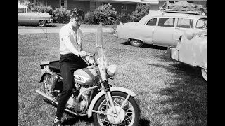 Audubon House Another Look Elvis Presley Pool Motorcycle The Spa Guy