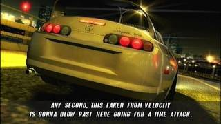 The Fast & The Furious: Tokyo Drift PS2 - First Race and Car Shop