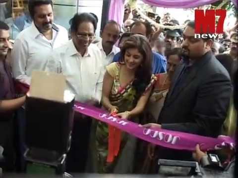 Josco Gold And Diamond Jewellery Complex Inaugurated By Isha Talwar video