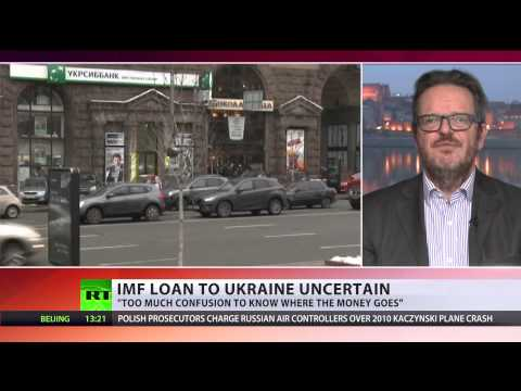 IMF could be unable to bail out Ukraine due Kiev's debt to Russia
