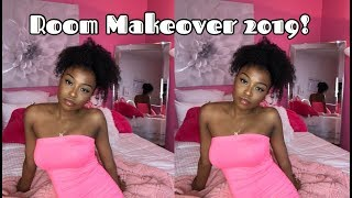 Bedroom Makeover 2019 + Mini Vlog | Lovevinni_