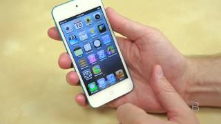 iPod Touch (2012) Hands On & First Impressions