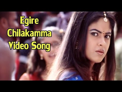 Bangaram Movie | Egire Chilakamma Video Song | Pawan KalyanMeera...