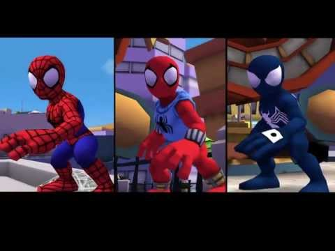 Marvel Super Hero Squad Online - Halloween Trailer 2012
