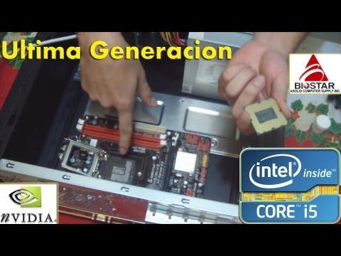 Xlaciencia: Ensamblaje de Computador nuevo Core i5 paso a paso