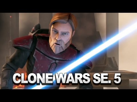 Star Wars Clone Wars - Season 5 Trailer #2