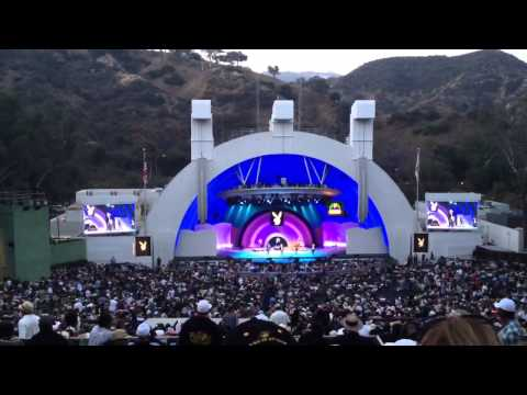 The Naturally 7 , at the Hollywood bowl, Playboy jazz festi