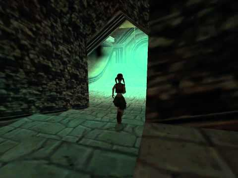 Lets Play Tomb Raider 4 Reload German Part 1