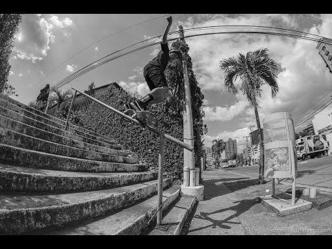 Jairo Hidalgo N.B.D - Skateboarding Panama