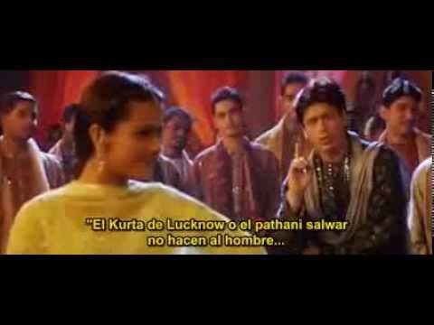 Kabhi Kushi Kabhie Gham yeh ladka hai Allah subtitulado en espa...