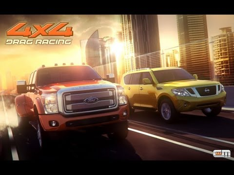 Android Drag Racing 4x4 Gameplay