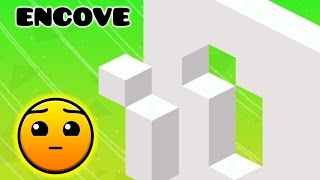 Geometry Dash- Encove (By Jayuff) *IS THIS EVEN GEOMETRY DASH???*