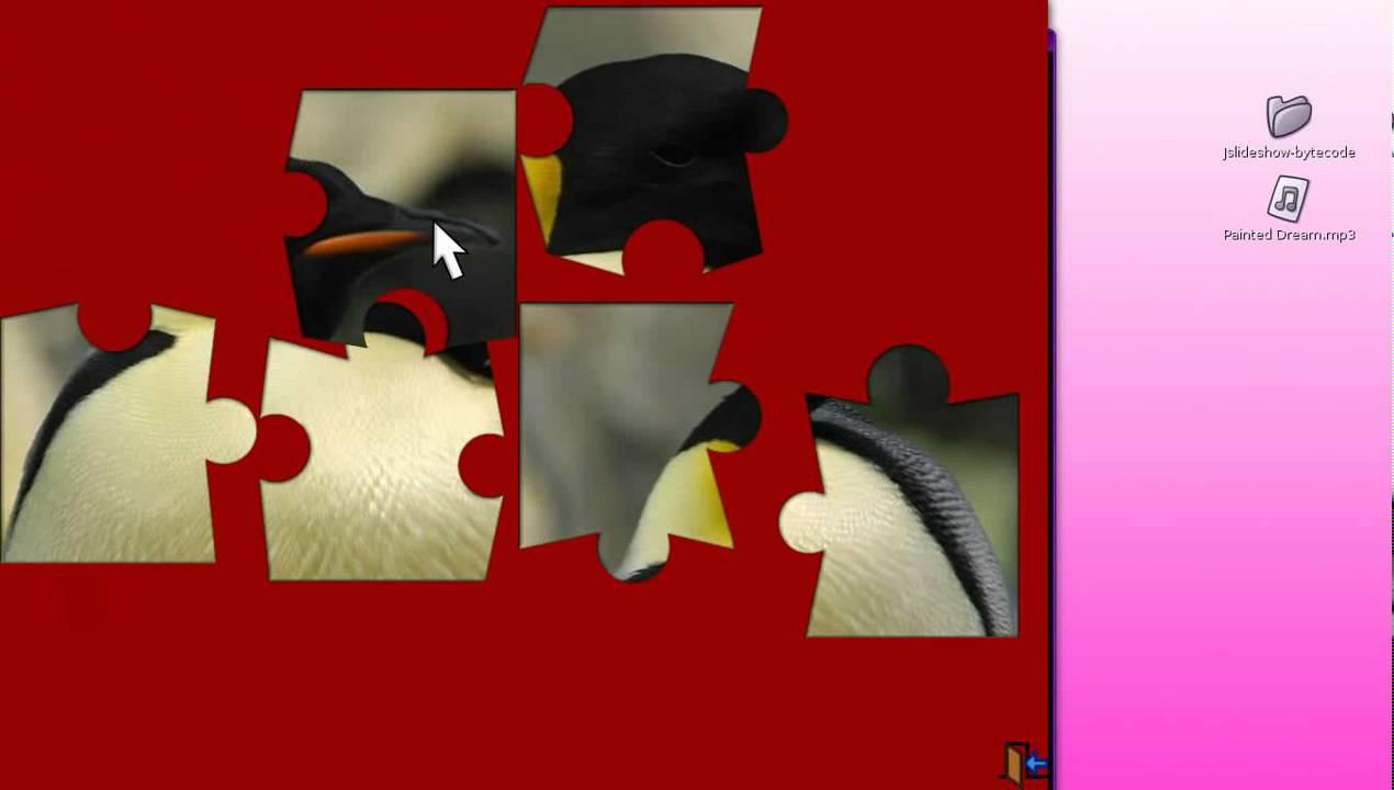Glpuzzle un puzzle para ni os peque os youtube - Puzzles para ninos pequenos ...