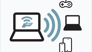 تحويل الكمبيوتر أو اللاب توب الى راوتر وايرلس لتوزيع الواي فاي